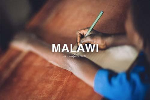 Malawi: In a Perfect World Book