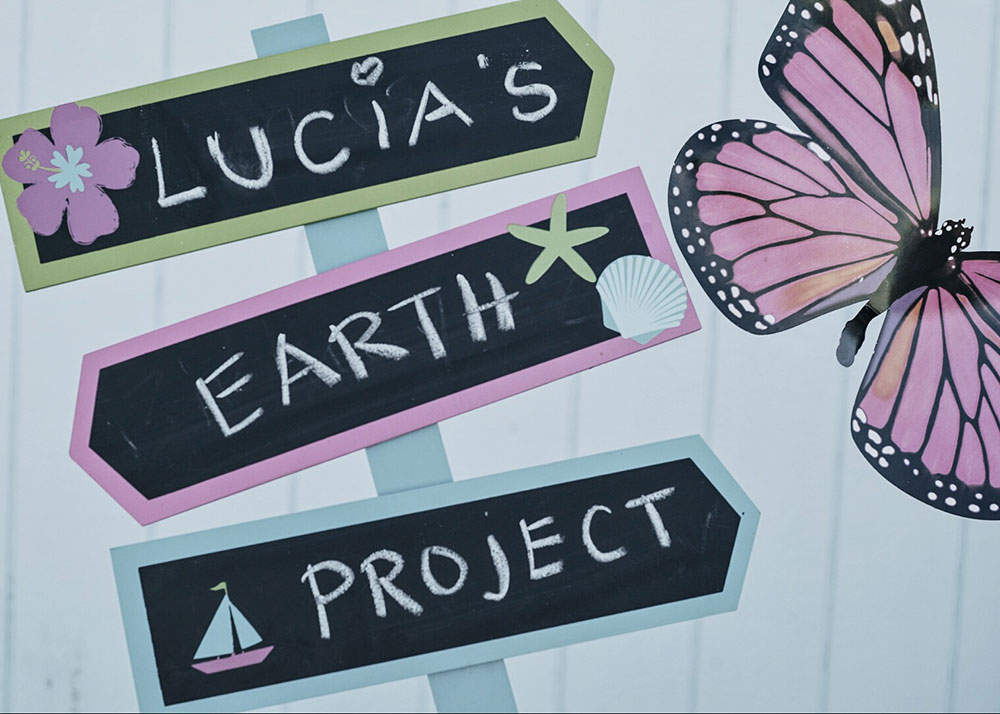 Lucia's Earth Project