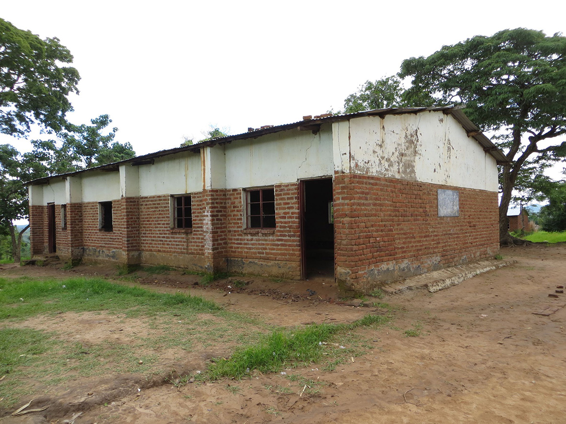 Malawi Old School Exterior