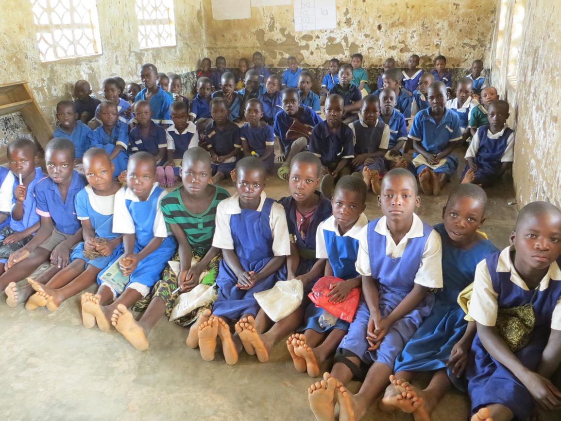 Malawi Old School Interior