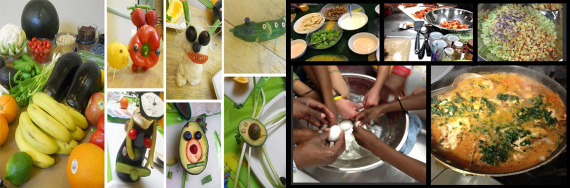 Healthy Food Projects