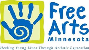 Free Arts Minnesota logo