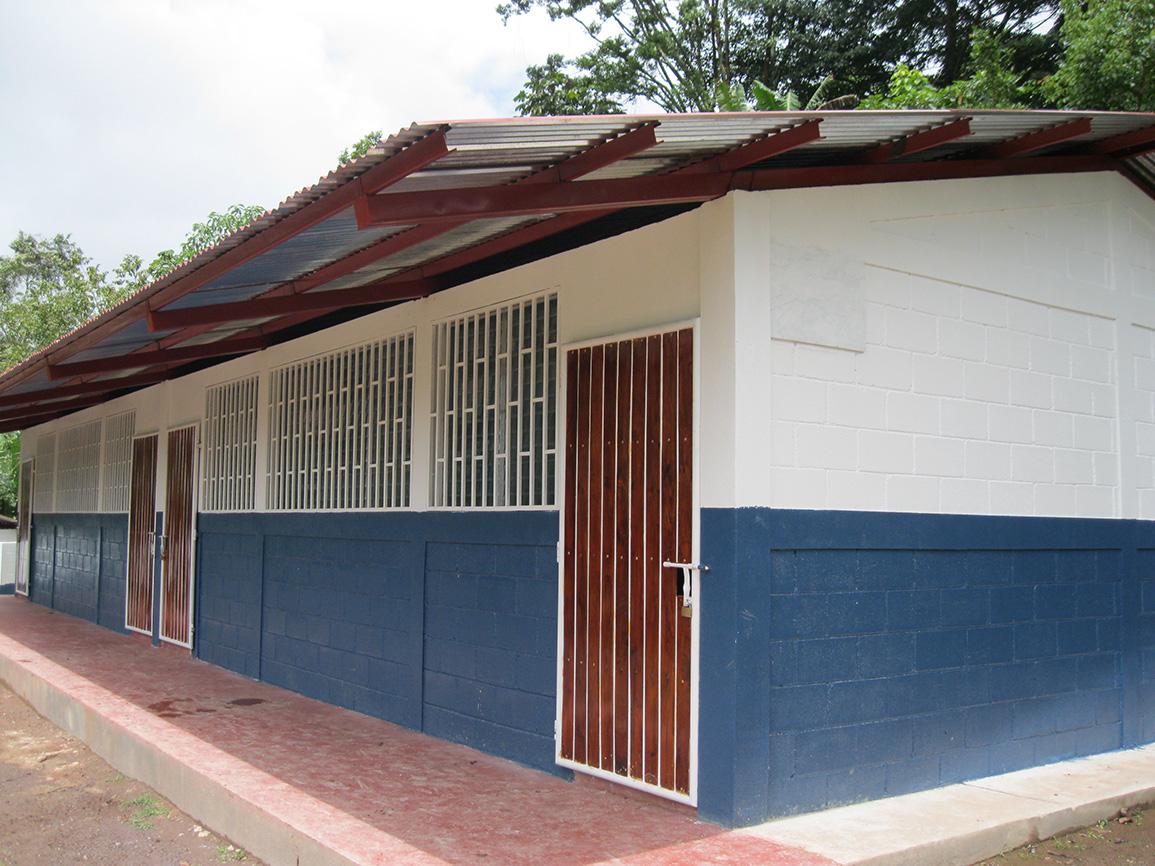 New School in Dulce Nombre