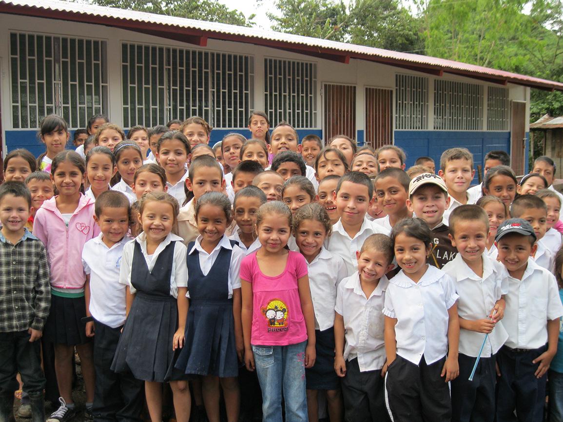 El Coyolar, Nicaragua Kids