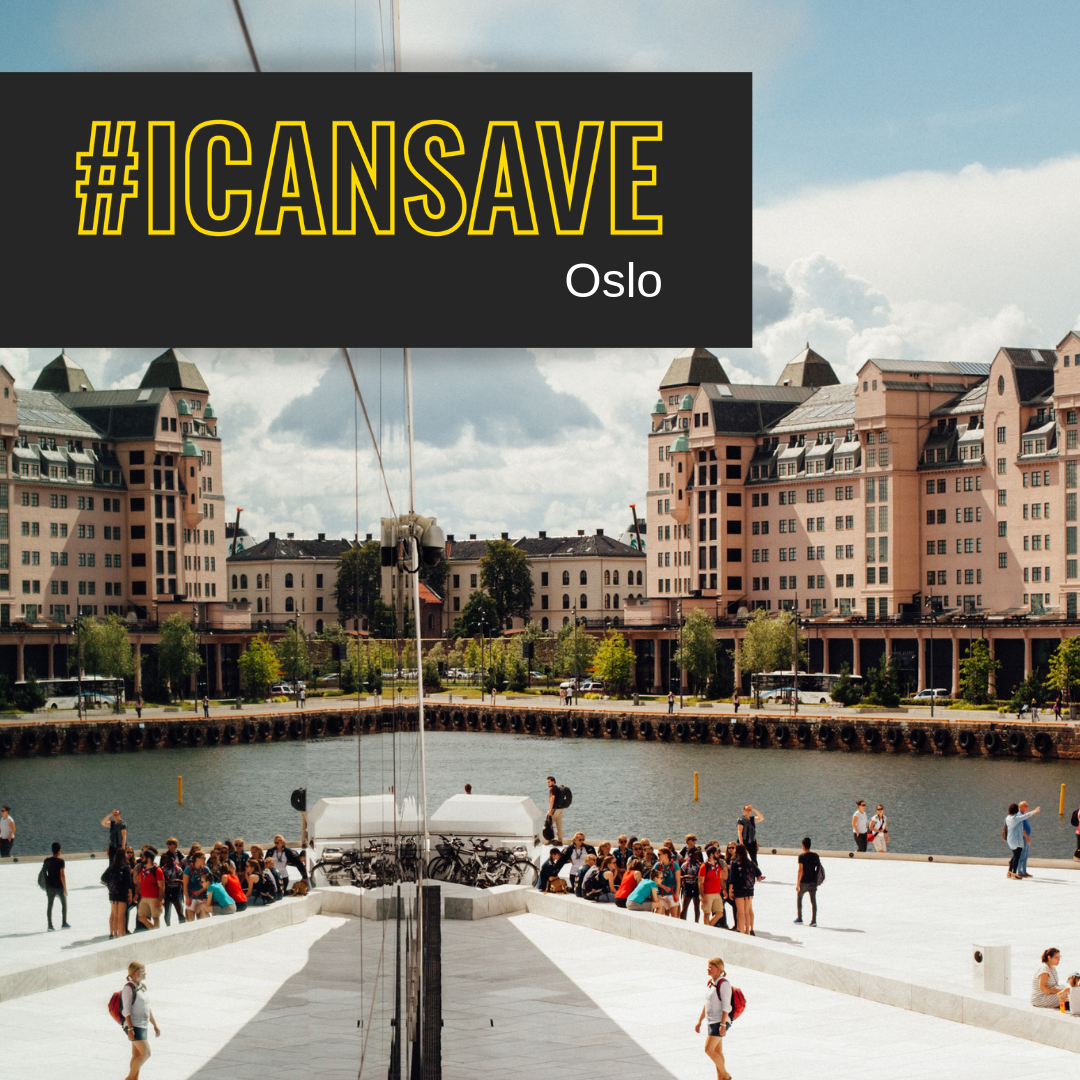 ICANSAVE oslo