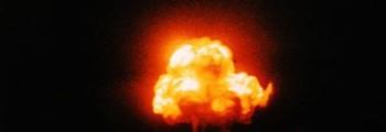USA tester sitt første atomvåpen