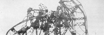 USA slipper atombomben over Hiroshima