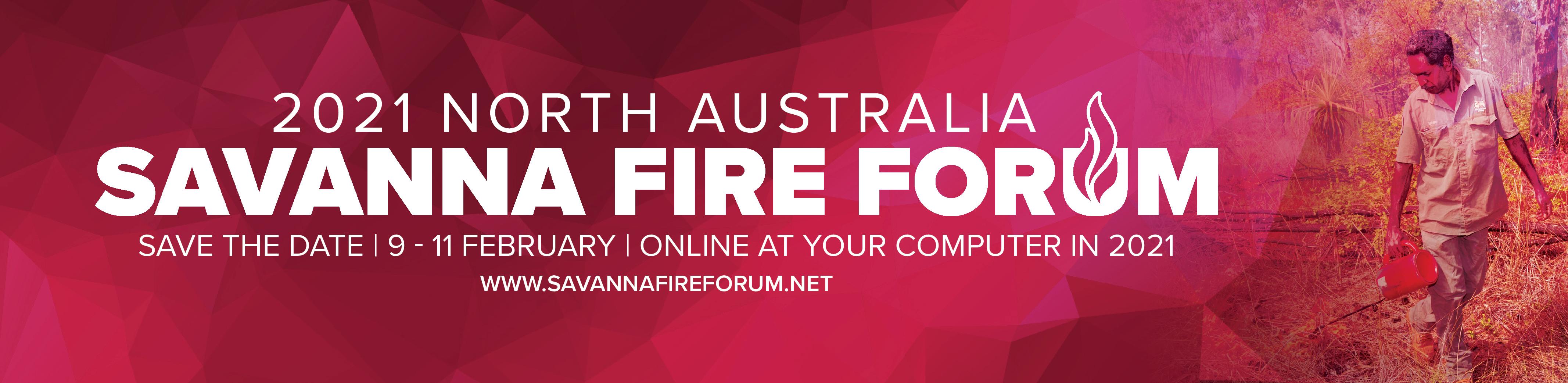 2021 North Australia Savanna Fire Forum