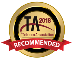 TA Recommended Badge 2018