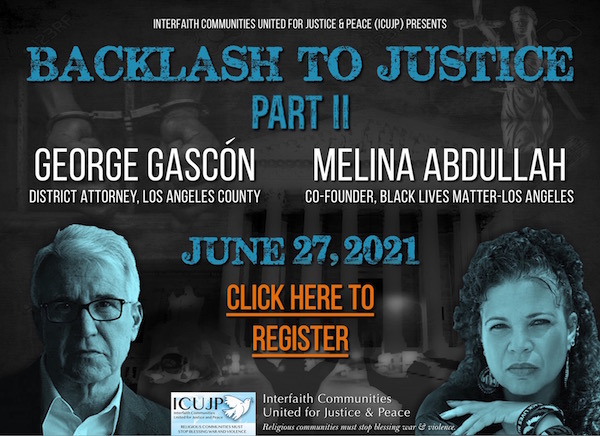 Backlash to Justice Part II