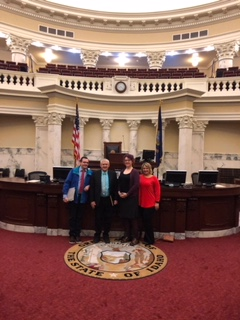 ILA members on the Congressional Floor