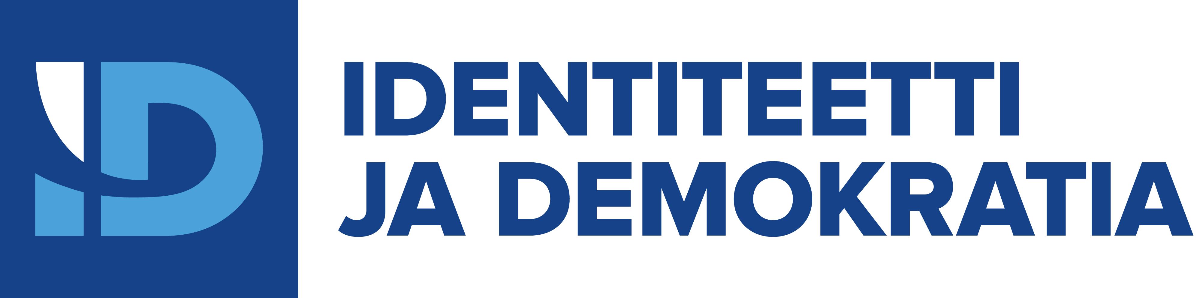 Identiteetti ja demokratia