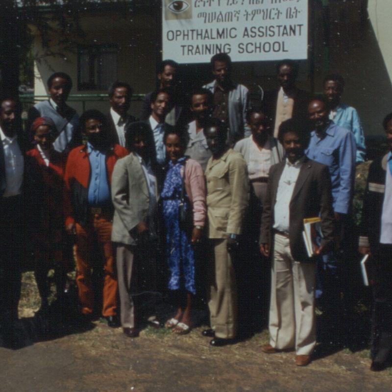 1980 OMA school Ethiopia