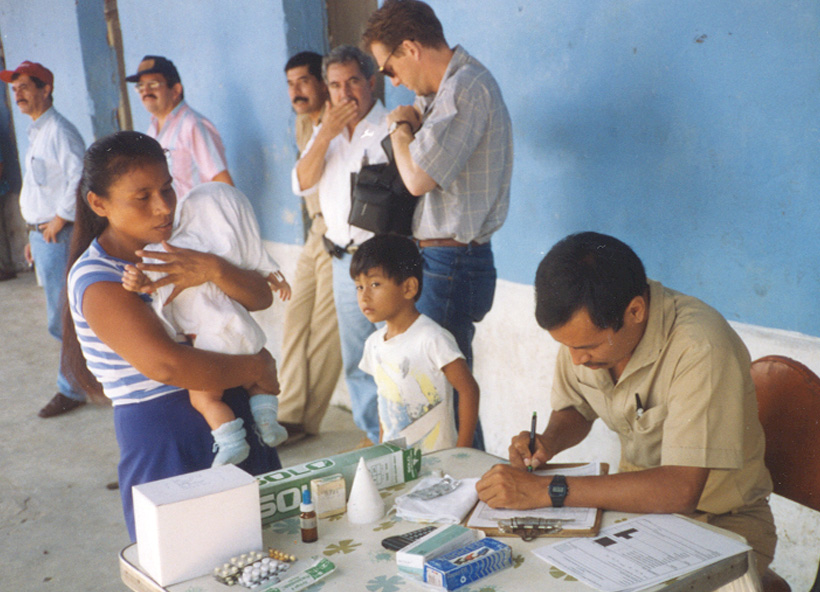 Established the first USAID Child Survival / Vitamin A Deficiency Control Programs in Malawi, Guatemala, and Honduras