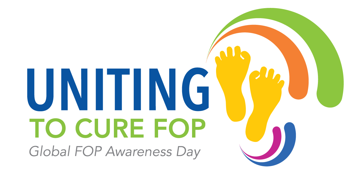 Uniting To Cure FOP. Global FOP Awareness Day