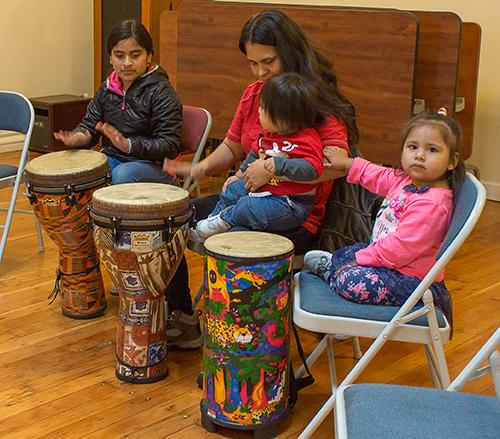 Drumming family