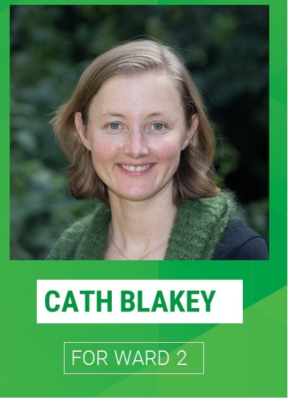 Photo of Cath Blakey