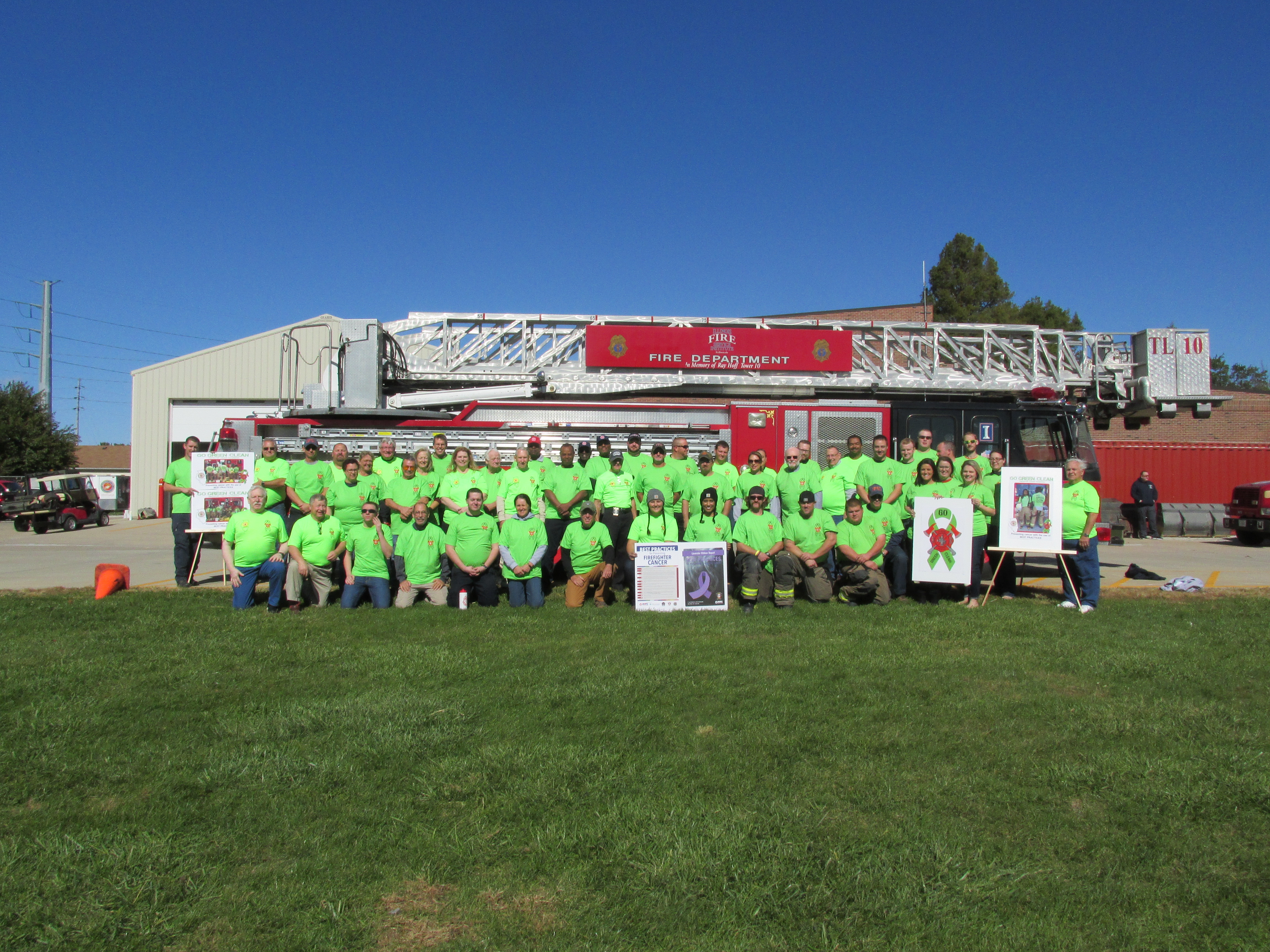 About IFA - Illinois Firefighters Association