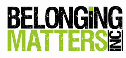 Belonging Matters Logo