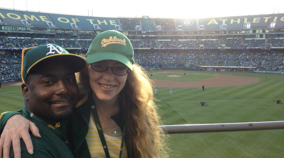 Join Kenya & Ruby at the A's