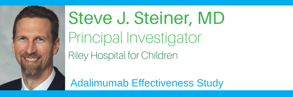 Steve Steiner - adalimumbab effectiveness study