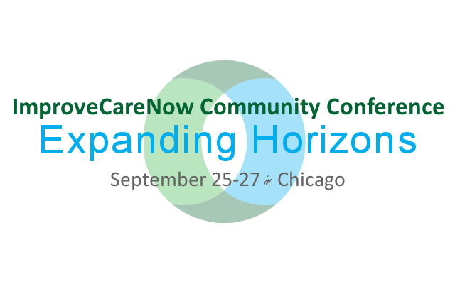Fall 2015 ImproveCareNow Conference Logo