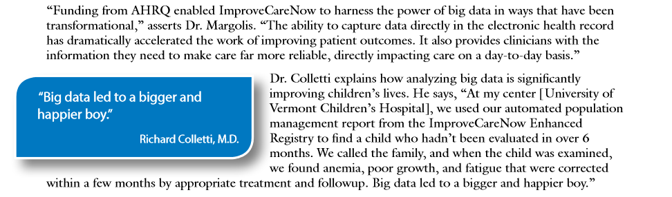 AHRQ Issue Brief Colletti Quote