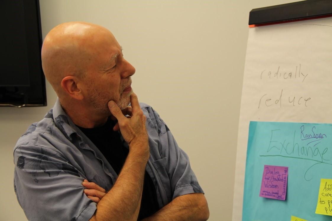 ICN Exchange Developer Dave Davis  dreams the perfect ICN Exchange