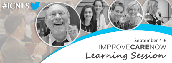 Fall 2014 ImproveCareNow Learning Session cover photo