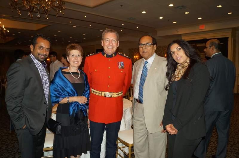 Zaib Shaikh and Kirsten Stewart