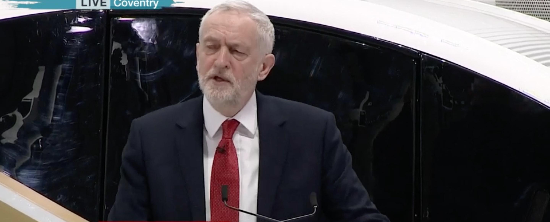 Background Briefing: Jeremy Corbyn's Coventry Speech