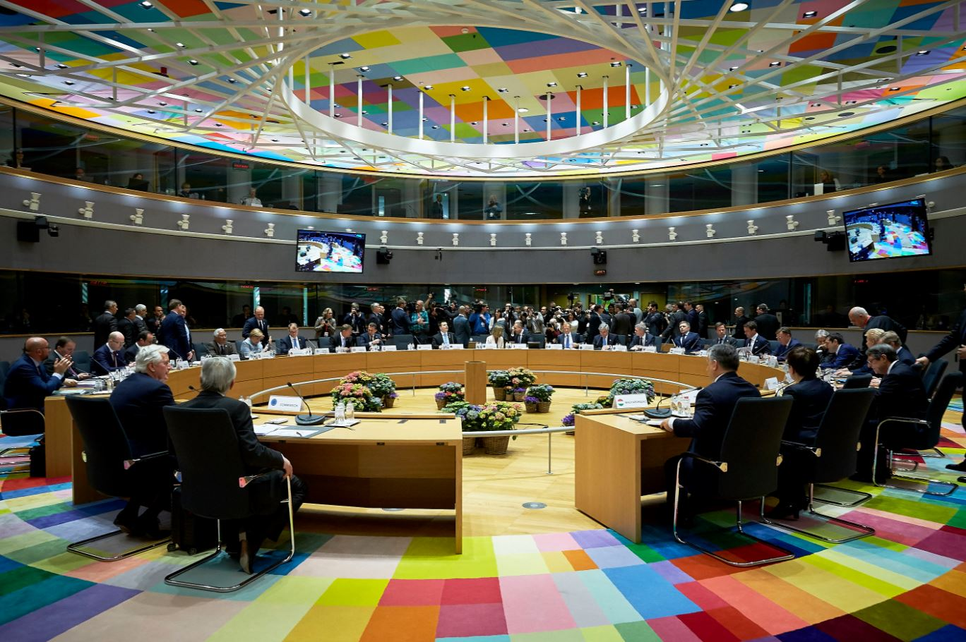 Background Briefing: EU Council Draft Negotiating Guidelines