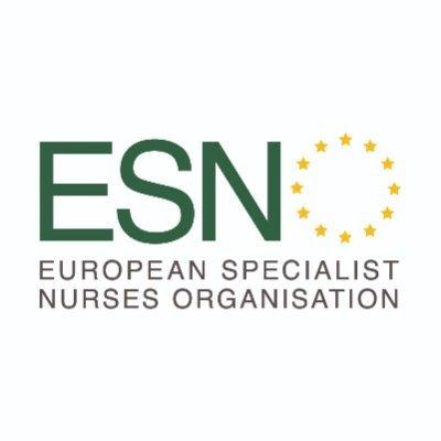 Ber Oomen at European Specialist Nurses Organisation (ESNO)