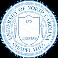 University of North Carolina USA