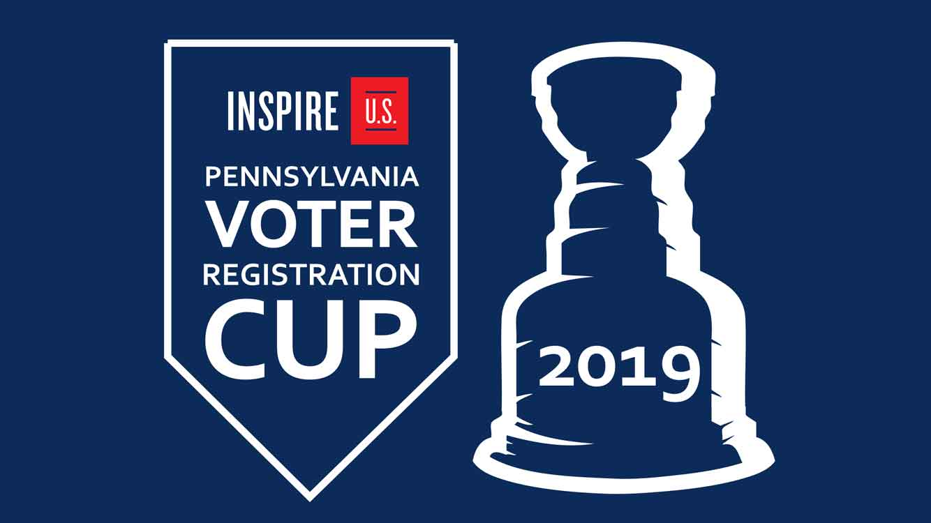 The 2019 PA Voter Registration Cup kicks off on February 4th!