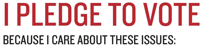 Pledge-to-Vote
