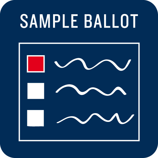 PA 2018 Primary Sample Ballot