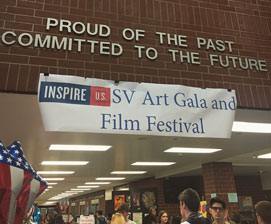 Seneca Valley Votes Art Gala and Film Festival
