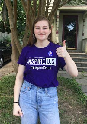 Inspire VA Fellow Peyton Jernigan