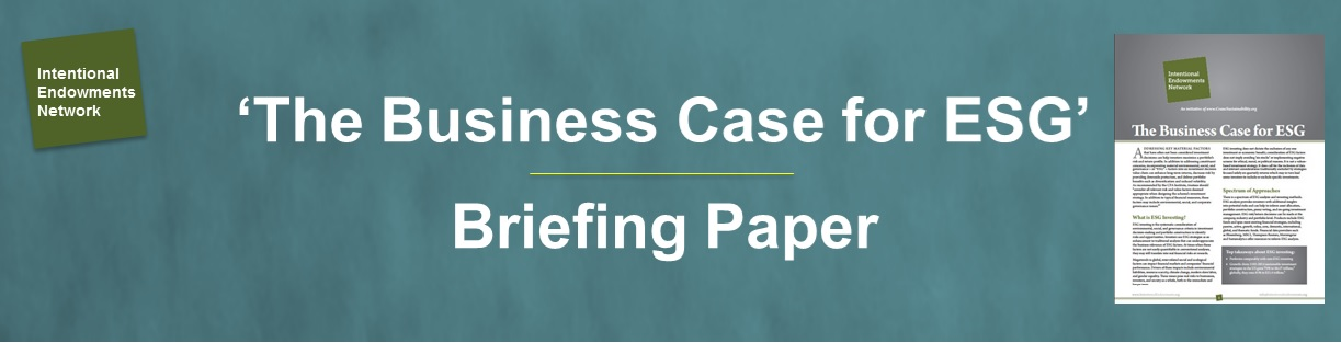 Click here to access the briefing paper!
