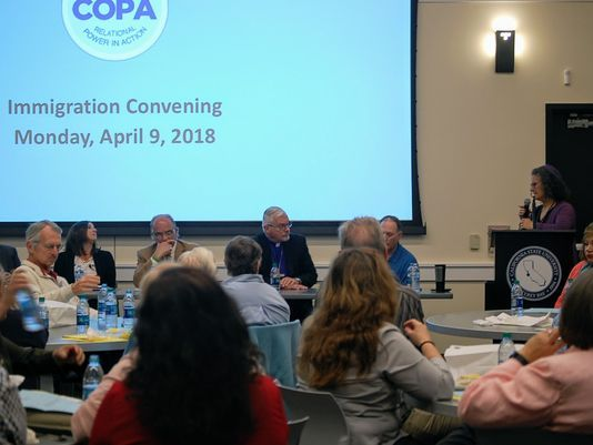 1804-COPA-The-Californian-Panelists-Listen-to-Question-from-Rabbi-Paula-Marcus-Photo-by-Eduardo-Cuevas.jpg
