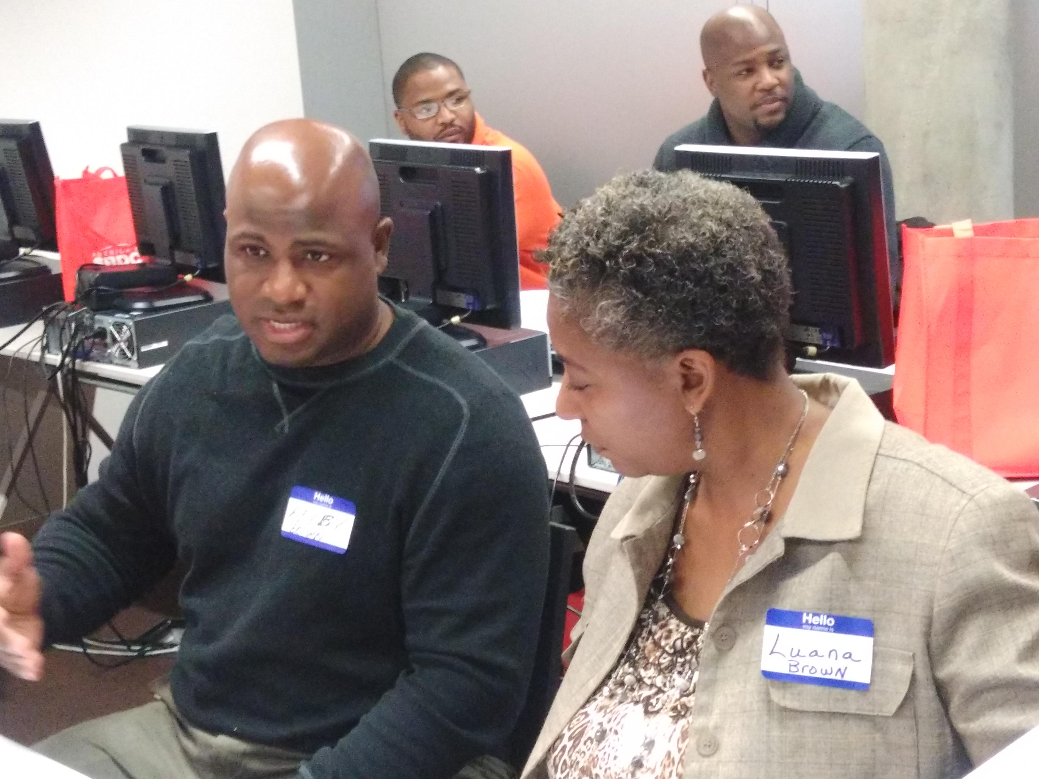 Iowa black Business Coalition Class