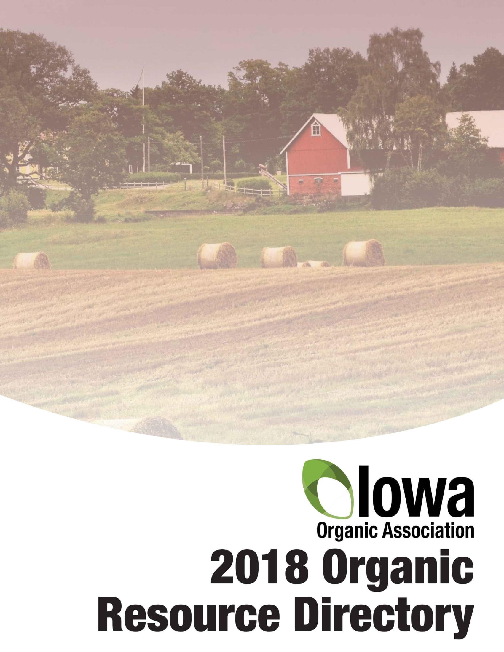 Organic Farmer Resources & Services - Iowa Organic Association