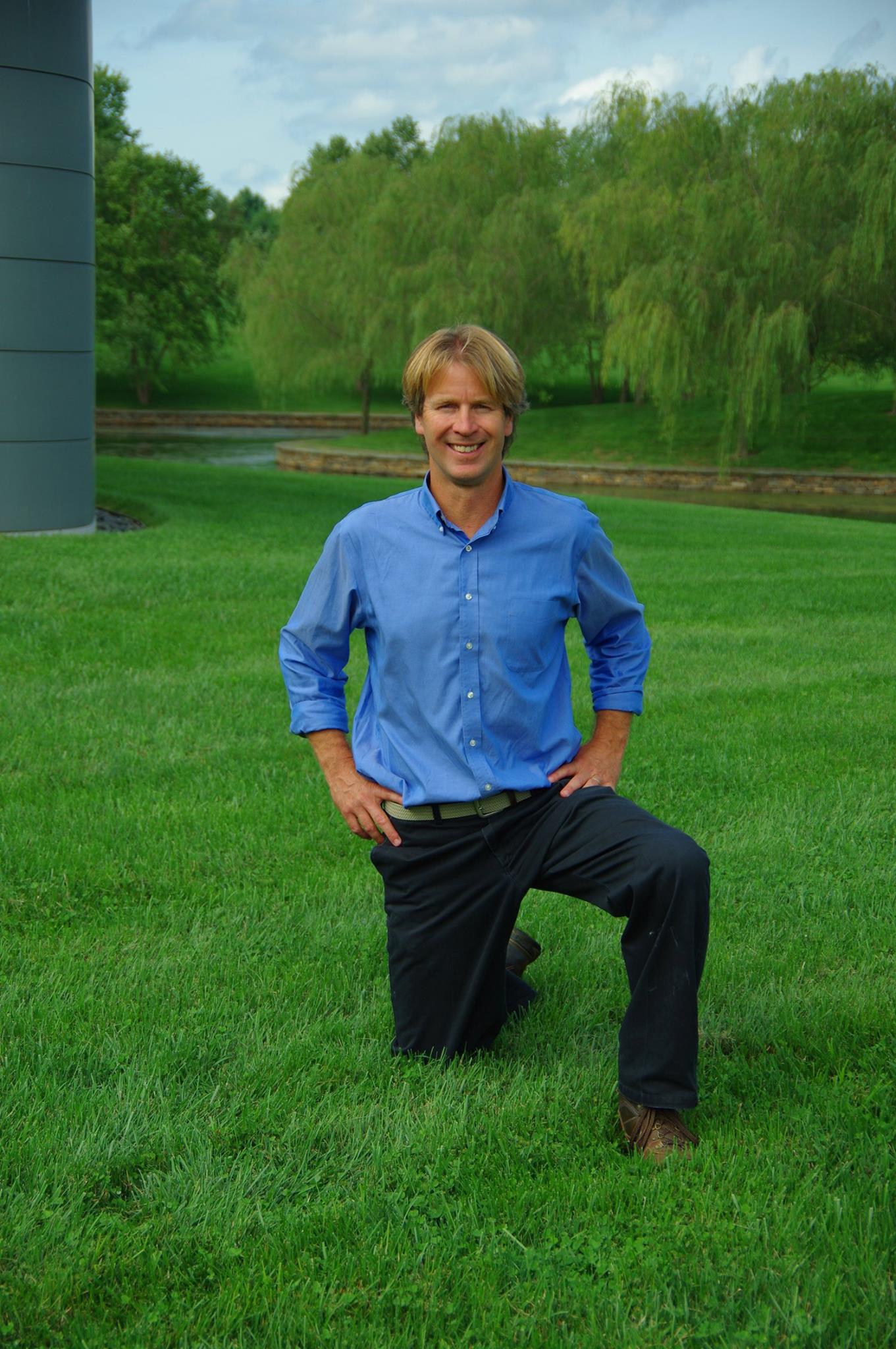 Paul Tukey, Director of Environmental Stewardship at Glenstone Museum
