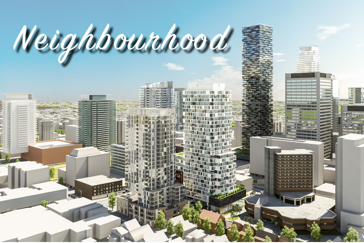 Whitehaus Condos Neighbourhood Info