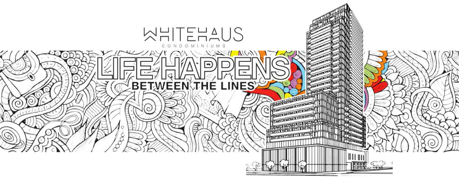 Whitehaus Condominiums: Life Happens between the Lines