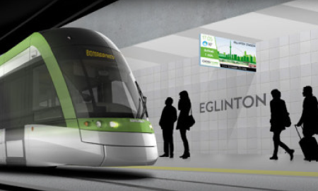 Yonge and Eglinton Crosstown LRT