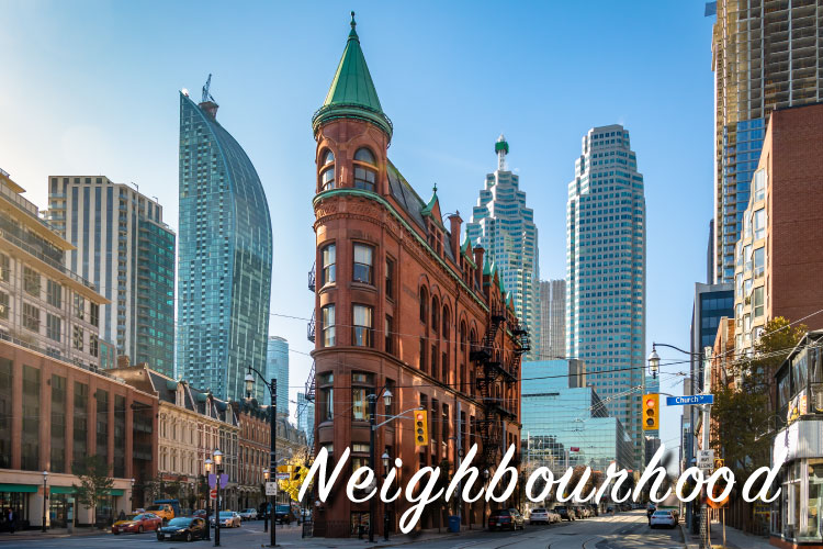 Neighbourhood Profile for Corktown