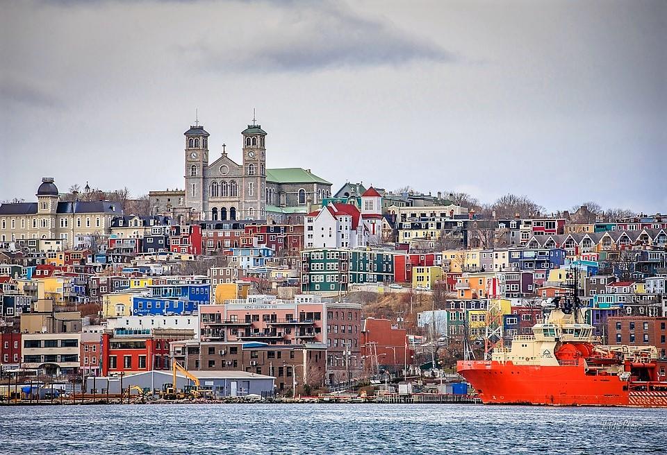 St. Johns, NL