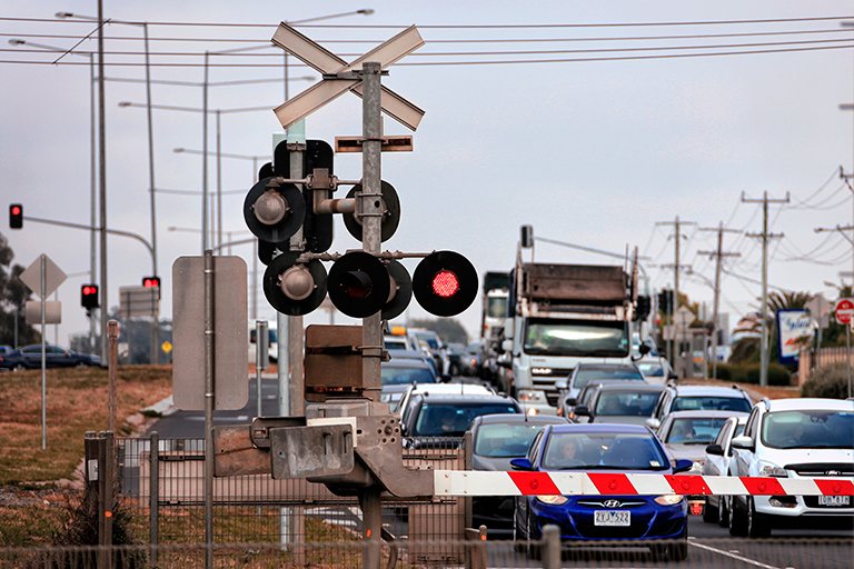 Level Crossing Removal Project - North East Program Alliance - Hurstbridge Line Upgrade